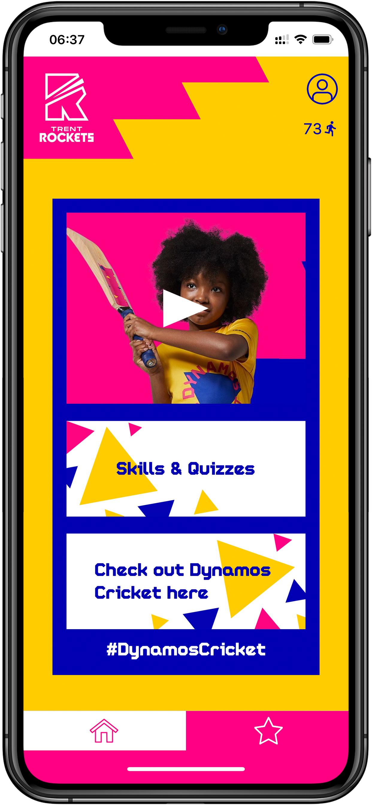 Dynamos app